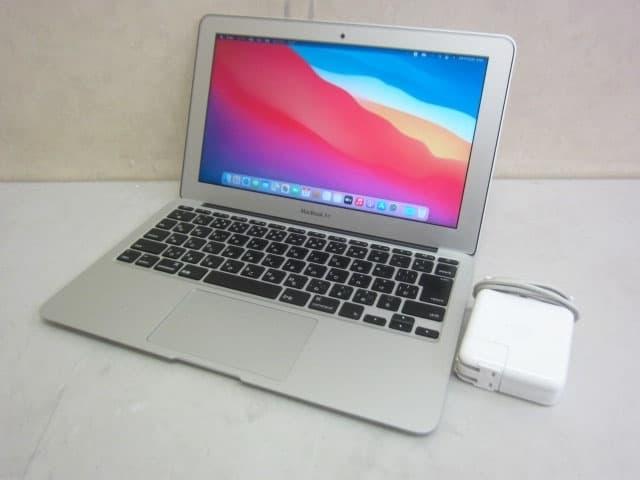 世田谷区にて Apple MacBook Air A1465 2014 Core i7 を店頭買取しました