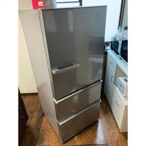 東京都小平市にて アクア 冷蔵庫 AQR-27H 2019年製 を出張買取致しました