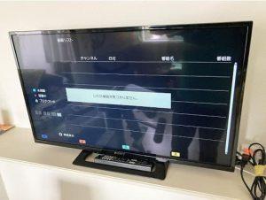 液晶テレビ ソニー KJ-32W500C 2017年製