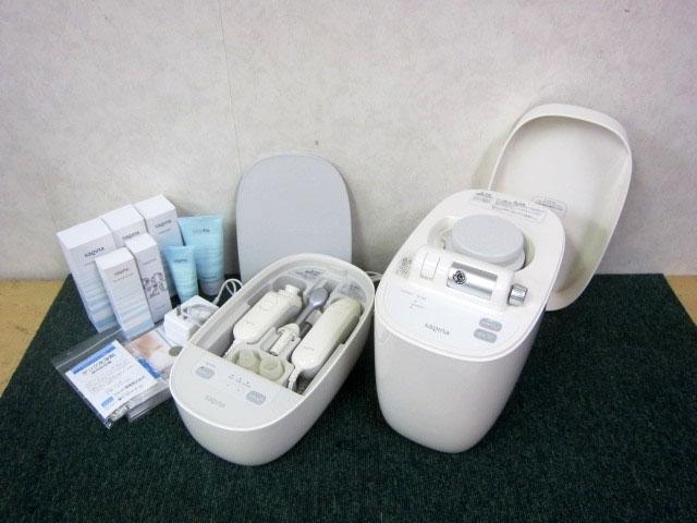 神奈川県 大和市にて コメット電気/サキナ 美顔器/スチーマー 2点まとめ を店頭買取しました