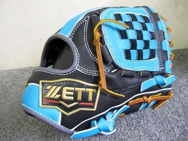 小平市にて 未使用 ZETT PROSTATUS 源田モデル 軟式内野手用 BRGB30166 を店頭買取しました