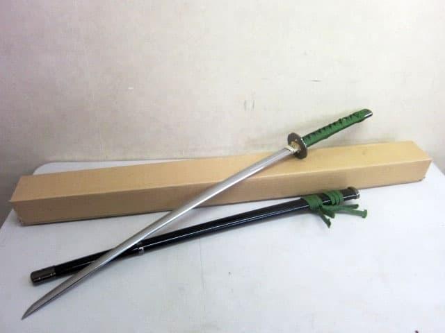 世田谷区にて 模造刀 刀匠シリーズ 大典太光世 大刀 天下五剣 を店頭買取しました