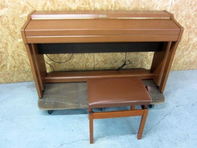 東京都 八王子市にて カワイ 電子ピアノ L51 椅子付き 2008年製 を出張買取しました