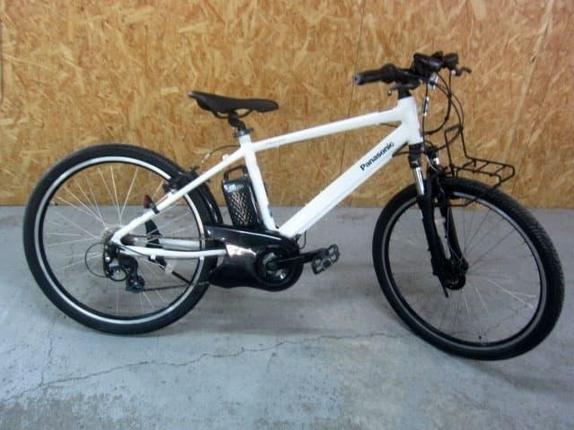 神奈川県 横浜市 都筑区にて パナソニック Hurryer/ハリヤ 電動アシスト自転車 を出張買取しました