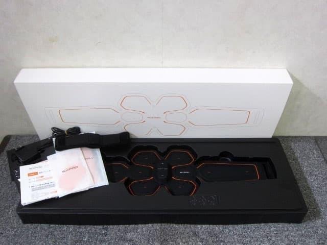 神奈川県 横浜市にて SIXPAD シックスパッド アブズベルト S/M/Lサイズ を出張買取しました