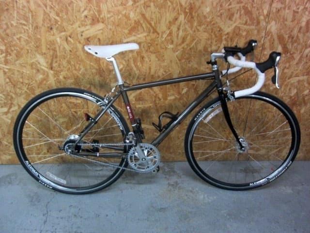東京都 府中市にて BE-ALL/ビーオール ロードバイク BRD-8 を出張買取しました