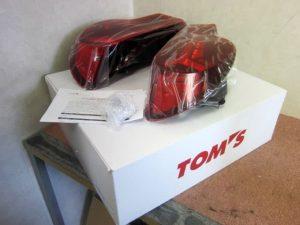 TOM'S/トムス トヨタ 86 ZN6 LEDテールランプ 未使用品