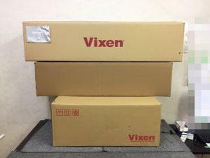 Vixen ビクセン 天体望遠鏡 SX2-A105MⅡ 未使用品