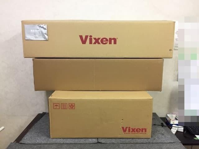 東京都 世田谷区にて Vixen/ビクセン 天体望遠鏡 SX2-A105MⅡ 未使用品 を店頭買取しました