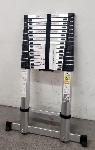 東京都 世田谷区にて HILL STONE アルミ伸縮梯子 6.2m を店頭買取しました