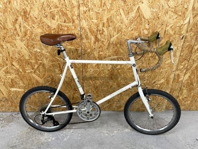 東京都 練馬区にて BRUNO/ブルーノ ミニベロ REYNOLDS 520 '09モデル を出張買取しました