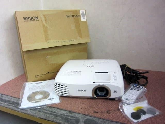 エプソン プロジェクター EH-TW5200