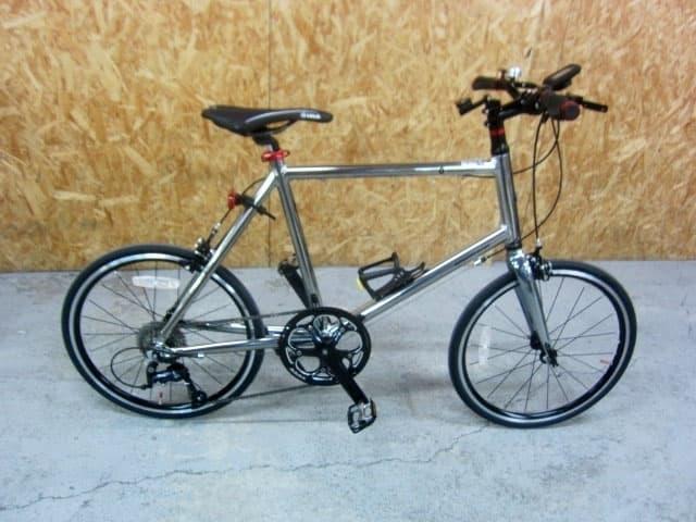 東京都 八王子市にて ルノー 自転車 MG8/MAGNESIUM 8 ミニベロ SORA を店頭買取しました