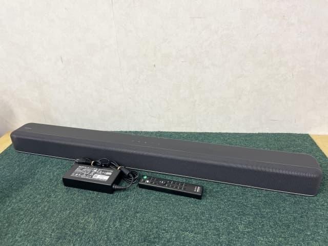 東京都 東村山市にて ソニー サウンドバー HT-X8500 2020年製 を出張買取しました