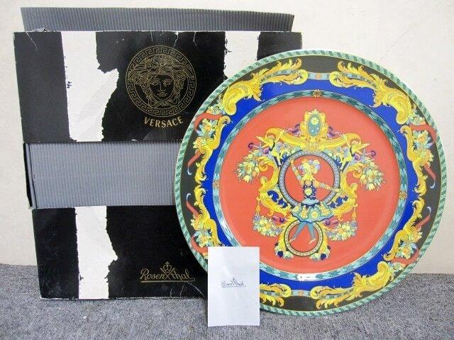 ローゼンタール×ヴェルサーチ 大皿 飾り皿 31cm