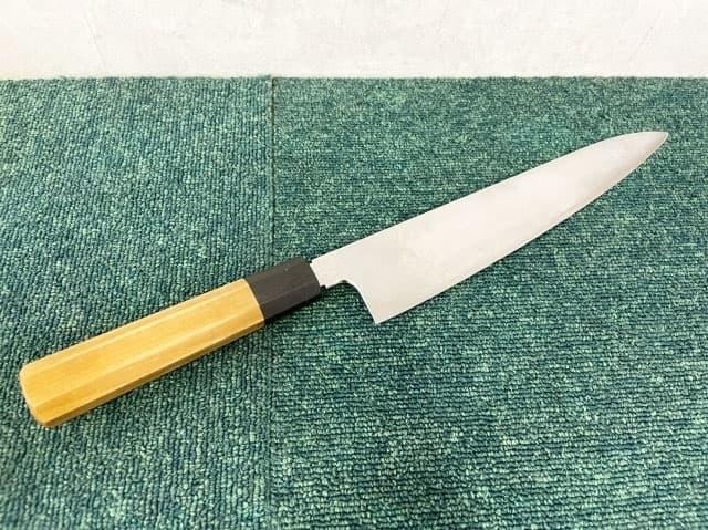 神奈川県 横浜市 戸塚区にて 高鳳 和牛刀 包丁 刃渡り26cm を出張買取しました