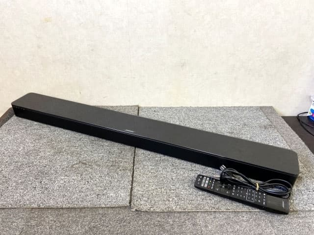 東京都 世田谷区にて BOSE スピーカー SOUNDTOUCH 300 サウンドバー を出張買取しました