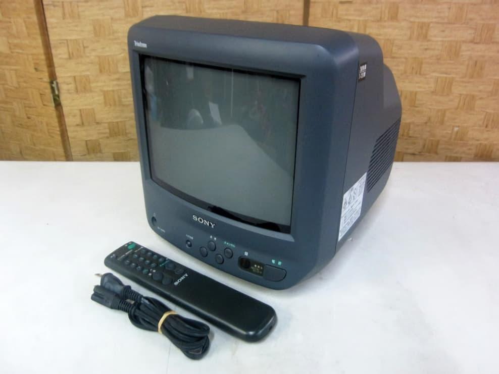 処分する前に【SONY トリニトロン】テレビ・モニター 買取情報