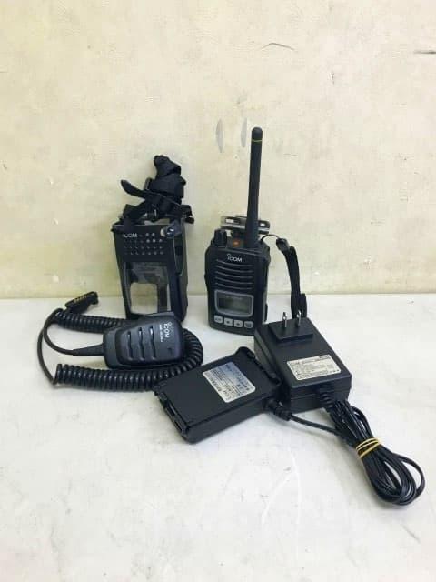 東京都 八王子市にて アイコム/icom 無線機 IC-DPR6/HM-183SJ/AD-107H セット を店頭買取しました