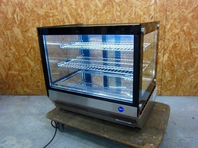 東京都 練馬区にて JCM 卓上型 冷蔵ショーケース JCMS-53T 対面 を出張買取しました