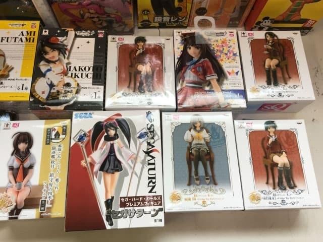 神奈川県 大和市にて フィギュア&グッズ プライズ品まとめ を店頭買取しました