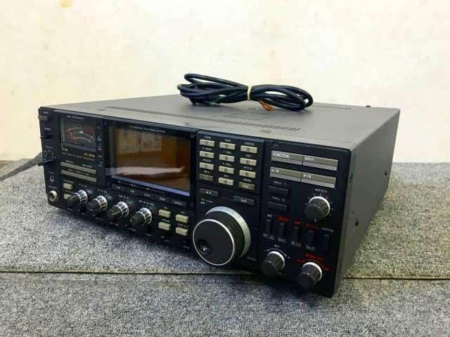 神奈川県 川崎市にて アイコム/icom オールモード トランシーバー IC-970 を出張買取しました