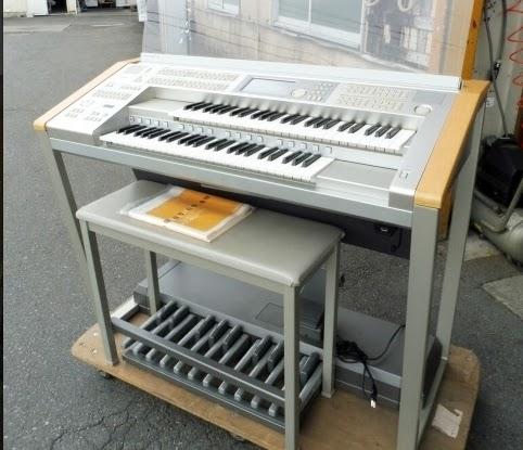 日野市にて ヤマハ エレクトーン ステージア ELS-01U 2010年製 を出張買取致しました
