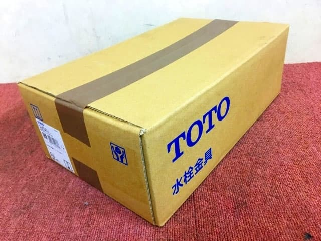 東京都 八王子市にて 未開封 TOTO 浴室用 壁付サーモスタット混合水栓 TBV03401J を店頭買取しました