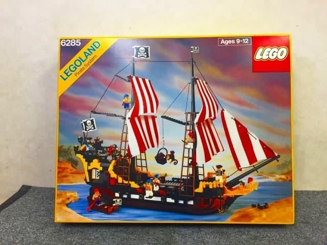 東京都 世田谷区にて LEGO/レゴランド 南海の勇者シリーズ ダークシャーク号 を出張買取しました