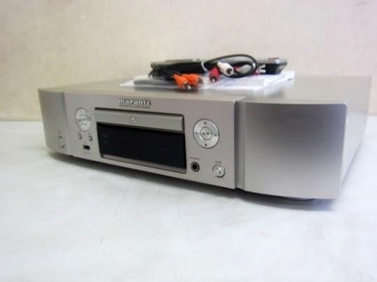 小平市にて マランツ Hi-Fi ネットワークCDプレーヤー ND8006  を店頭買取しました