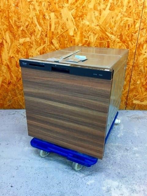 大和市にて リンナイ ビルトイン食器洗い乾燥機 RKW-404AM 2020年製 展示未使用品 を店頭買取しました
