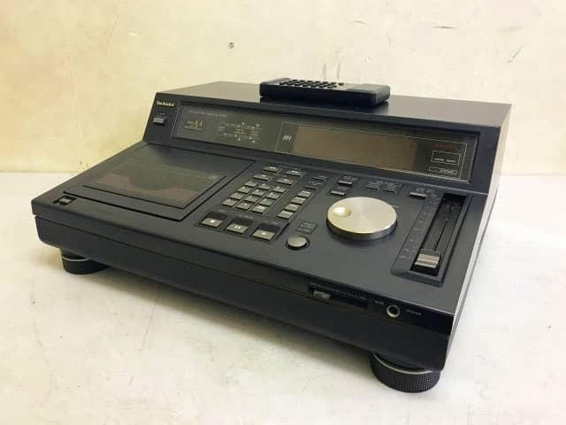 東京都 西東京市にて テクニクス CDプレーヤー SL-P1200 ジャンク品 を出張買取しました