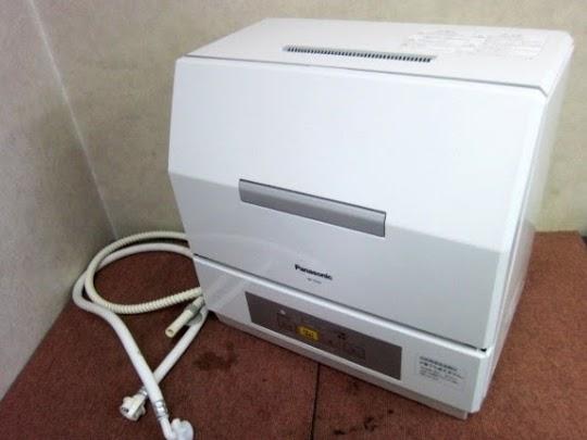 東村山市にて パナソニック 食器洗い乾燥機 NP-TCR4-W 2019年製 を出張買取致しました