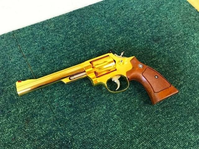 東京都 千代田区にて コクサイ M19 357マグナム モデルガン を出張買取しました