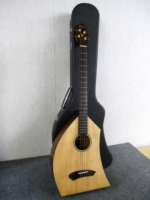 ヤイリ 4弦 一五一会 2004 アコースティックギター ハードケース付き