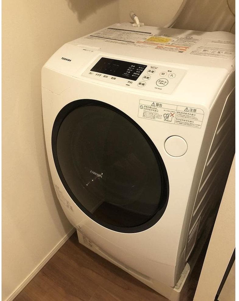 神奈川県 川崎市にて 東芝 ドラム式洗濯機 TW-95G8L 2020年製 を出張買取しました