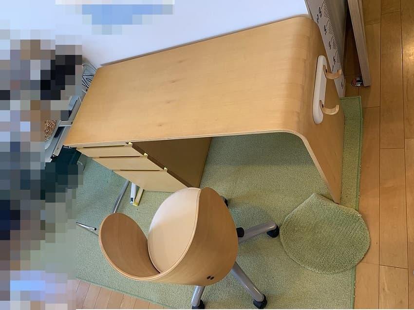 神奈川県 川崎市より アクタス/ACTUS KIDS 学習机  ヴァリオ を出張買取しました