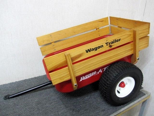 ラジオフライヤー ワゴントレーラー WT18 オプションタイヤ