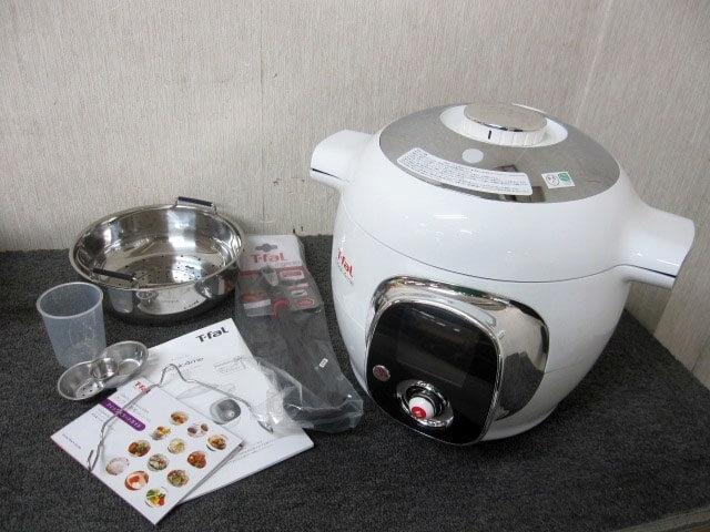 T-fal Cook4me マルチクッカー 家庭用圧力鍋 EPC03
