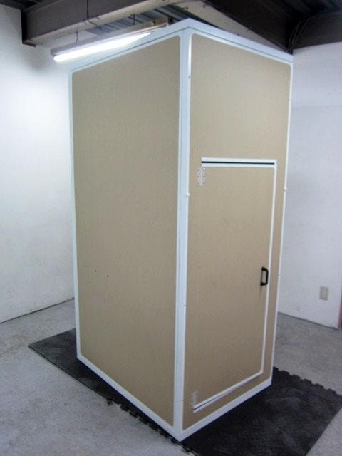 墨田区にて だんぼっち トール 簡易防音室 を出張買取しました