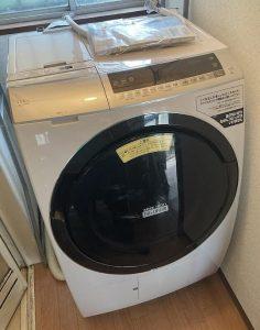 ドラム式洗濯機 日立 BD-SX110E 2019年製
