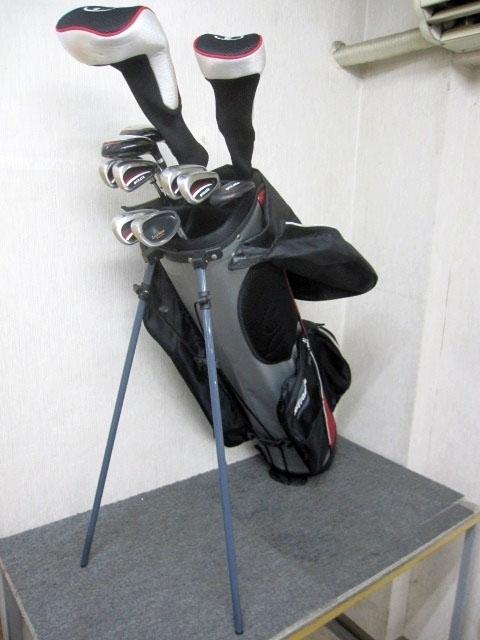 東京都 小平市にて ストラータ/STRATA ゴルフクラブ 10本セット を店頭買取しました