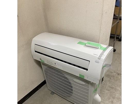 立川市にて エアコン コロナ CSH-N2218 2019年製 を出張買取しました