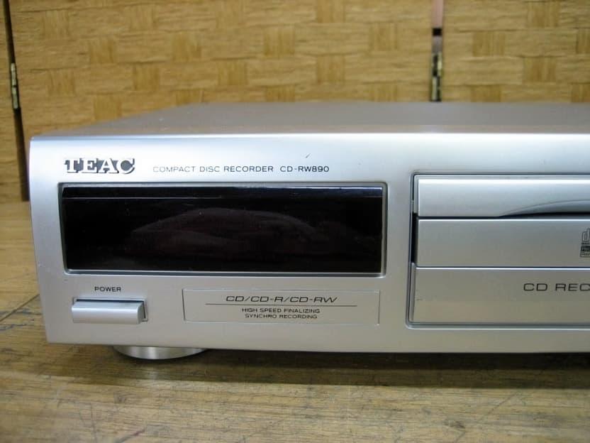 TEAC CD/カセットデッキ