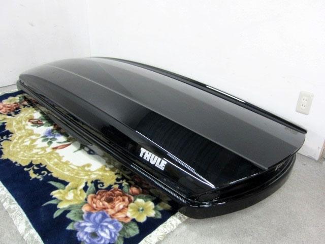 横浜市都筑区にて THULE スーリー Dynamic L ルーフボックス TH6129 を出張買取致しました