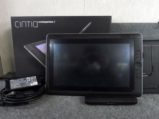 八王子市にて 液晶ペンタブレット Wacom Cintiq Companion2 128GB を店頭買取致しました