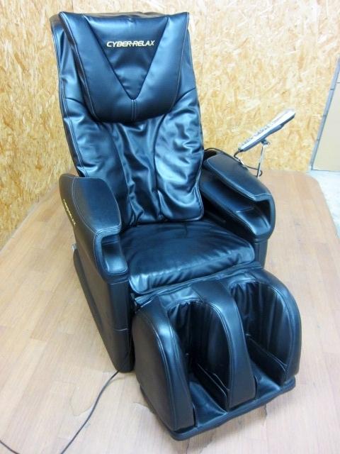 三鷹市にて フジ医療器 サイバーリラックス マッサージチェア AS-740 2011年製を出張買取致しました
