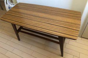 カリモク60 センターテーブル