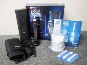 ブラウン オーラルB ジーニアスX 電動歯ブラシ 替えブラシ3個