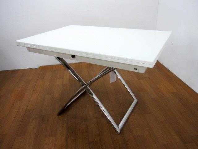 カリガリス マジックジェイ MAGIC-J 昇降式伸長リビングテーブル